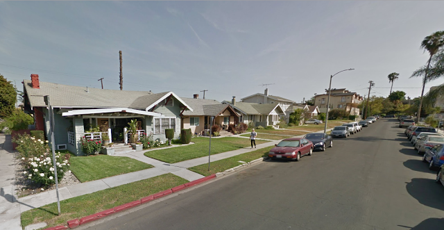 Architectural Class Divide: The Changing Nature of LA