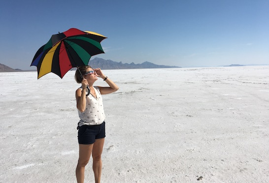 The City Escaped | Eclipse 2017: Wendover and the Salt Flats