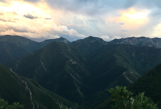 The City Escaped | Grandeur Peak, Salt Lake City